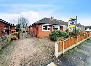 Thumbnail 1 bed bungalow for sale in Mirfield Close, Lowton, Warrington