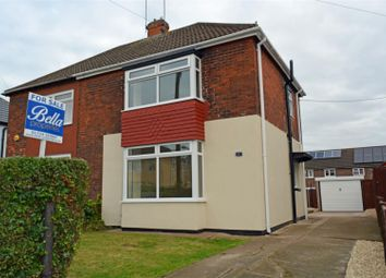 Thumbnail 2 bedroom semi-detached house for sale in Warley Road, Scunthorpe