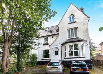 Thumbnail 2 bed flat for sale in Clarendon Avenue, Altrincham
