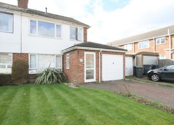 Thumbnail 3 bed semi-detached house to rent in Hawthorn Avenue, Canterbury