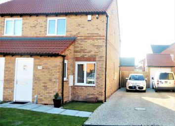 Thumbnail 2 bed semi-detached house for sale in Smithy Croft, Bolton Upon Dearne