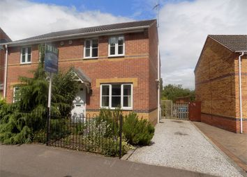 Thumbnail Semi-detached house to rent in Manton Villas, Worksop, Nottinghamshire