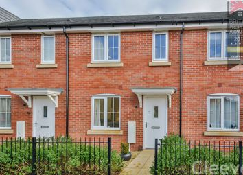 Thumbnail 2 bed terraced house for sale in Little Grebe Road, Bishops Cleeve, Cheltenham