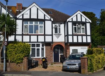 Thumbnail 4 Bed Semi Detached House For Sale In Firgrove Crescent,  Portsmouth