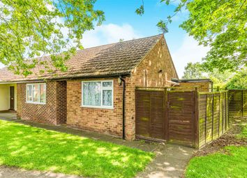 Thumbnail 2 bed semi-detached bungalow for sale in Bryan Close, Barrow Upon Soar, Loughborough