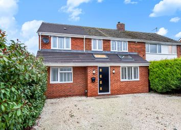 Thumbnail 4 bed semi-detached house for sale in Garsington, Oxfordshire