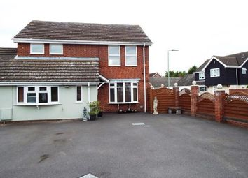 Thumbnail 4 bed link-detached house for sale in Great Waldingfield, Sudbury, Suffolk