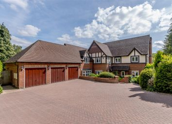 Plymouth Road, Barnt Green, Worcestershire B45. 5 bed detached house