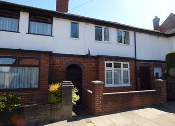 Thumbnail 3 bed terraced house to rent in Vicarage Road, Stoke-On-Trent