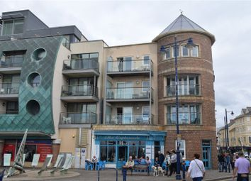Thumbnail 2 bed flat for sale in Brogden Building, The Esplanade, Porthcawl