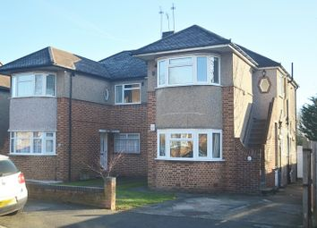 Thumbnail 2 bed flat for sale in Transmere Road, Petts Wood, Orpington, Kent