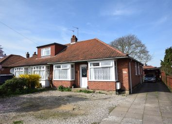 Thumbnail 3 bed semi-detached bungalow for sale in Thorpe St Andrew, Norwich
