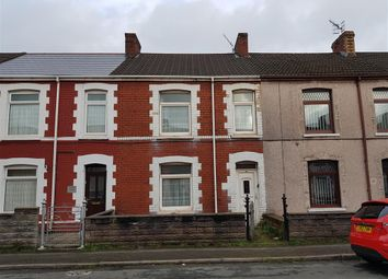 Thumbnail 3 bed terraced house for sale in Tydraw Street, Port Talbot