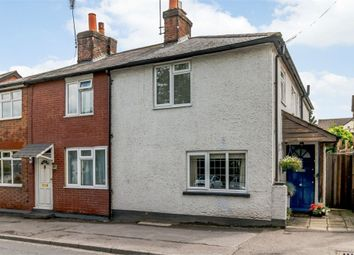 2 bed end terrace house for sale in London Road, Bagshot, Surrey GU19