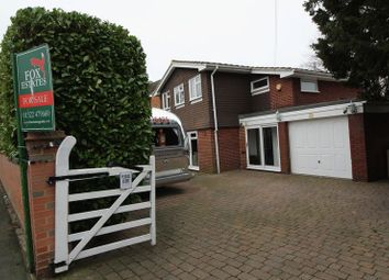 Thumbnail 4 bed detached house for sale in Shrubbery Road, South Darenth, Dartford