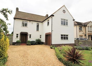 Thumbnail 4 bed detached house for sale in Harlsey Road, Hartburn, Stockton-On-Tees