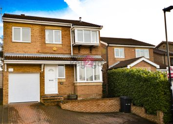 Thumbnail 4 bed detached house for sale in Rufford Rise, Sothall, Sheffield