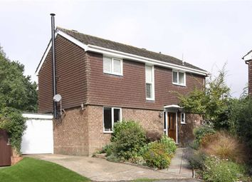 Thumbnail 4 bed detached house for sale in Parkfield Crescent, Kimpton, Hertfordshire