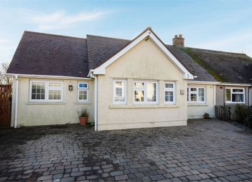 Thumbnail 3 bed semi-detached bungalow for sale in The Green, Lydstep, Tenby, Pembrokeshire