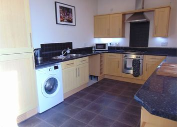 Thumbnail 2 bed flat to rent in Nicholas Street, Briercliffe, Burnley, Lancashire