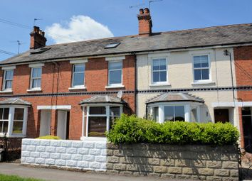 Thumbnail 3 bedroom terraced house for sale in Hagbourne Road, Didcot