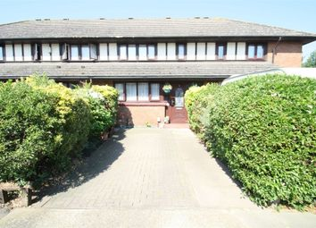 Thumbnail 3 bed terraced house for sale in Devalls Close, Beckton, London