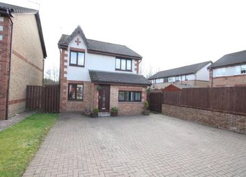 Thumbnail 3 bedroom detached house for sale in Auchenbothie Crescent, Robroyston, Glasgow, Lanarkshire