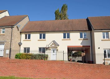 Thumbnail 2 bedroom maisonette for sale in Swallow Way, Culllompton
