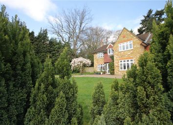Thumbnail 5 bed detached house to rent in Greenways Drive, Sunningdale, Berkshire