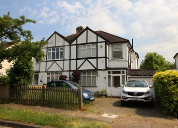 Thumbnail 3 bed semi-detached house for sale in Ravensfield Gardens, Stoneleigh