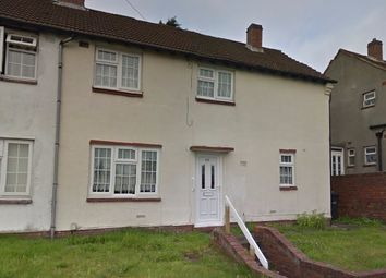 Thumbnail 2 bed semi-detached house to rent in Highview Street, Dudley