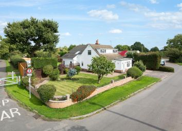 Thumbnail 4 bed detached house for sale in Mill Lane, Blaby, Leicester