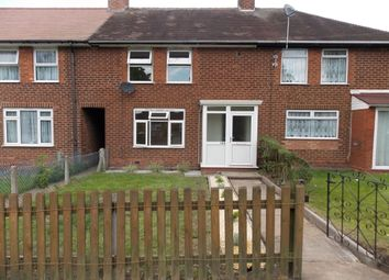 Thumbnail 3 bedroom terraced house to rent in Audley Road, Stechford, Birmingham