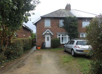 Thumbnail 3 bed semi-detached house for sale in Kingsdown Road, Swindon