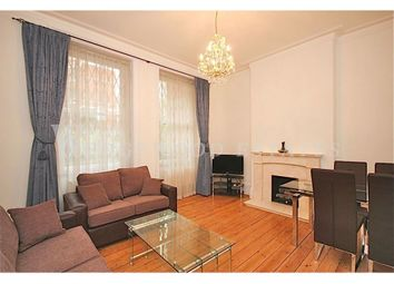 Thumbnail 3 bed flat to rent in Fitzgeorge Avenue, Kensington, London