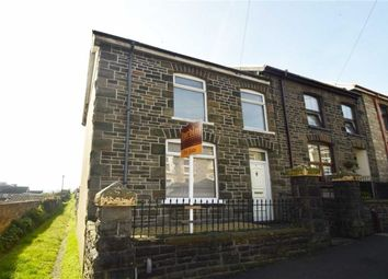 Thumbnail 2 bed end terrace house for sale in High Street, Ynysybwl, Pontypridd