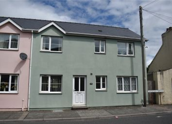 2 bed semi-detached house for sale in Station Road, Pembroke, Pembrokeshire SA71