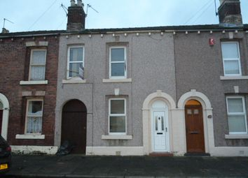 Thumbnail 2 bed terraced house to rent in East Nelson Street, Carlisle