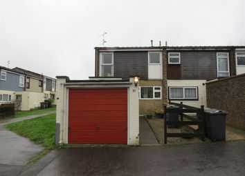 Thumbnail 3 bed end terrace house for sale in Blackbird Close, Cowplain, Waterlooville