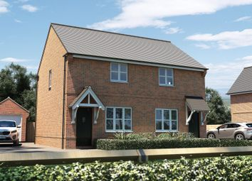 "Thumbnail 2 bed semi-detached house for sale in ""The Hindhead"" at Pershore Road, Evesham"