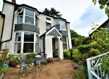 Thumbnail 3 bed semi-detached house for sale in 3 Bedroom Period Property, Higher Slade, Ilfracombe
