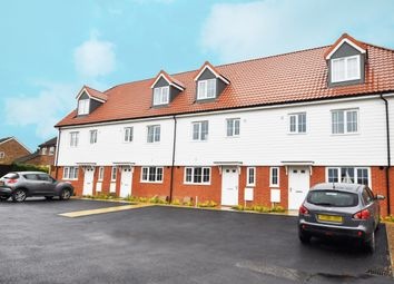 Thumbnail 4 bed terraced house to rent in Cherry Blossom Way, Aylesham, Canterbury