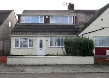 Thumbnail 4 bed detached bungalow to rent in Foryd Road, Kinmel Bay, Conwy