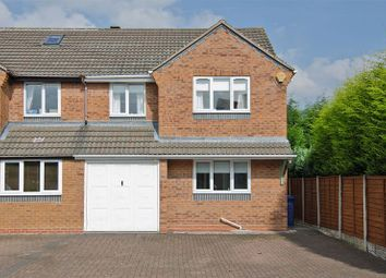 Thumbnail 3 bed semi-detached house to rent in Baker Street, Chasetown, Burntwood