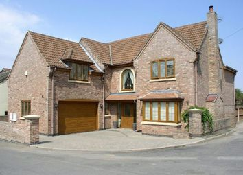 Thumbnail 5 bed detached house for sale in Alma Road, Selston, Nottingham