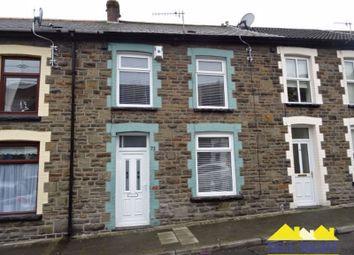 Thumbnail 3 bed terraced house for sale in Brewery Street, Pontygwaith, Ferndale