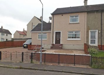 Thumbnail 3 bed end terrace house for sale in Fairview Drive, Kirkfieldbank, Lanark