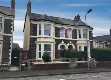 Thumbnail 3 bed semi-detached house for sale in Atlas Place, Canton, Cardiff