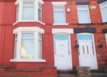 Thumbnail 3 bedroom terraced house to rent in Gorsedale Road, Mossley Hill, Liverpool