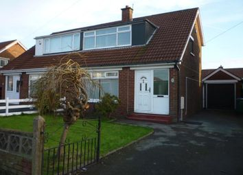 Thumbnail 3 bed semi-detached house to rent in Lynne Avenue, Bangor